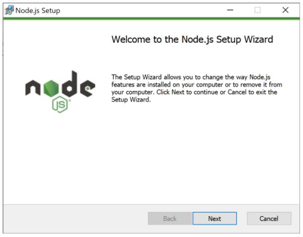 Instalar Cordova - Node JS