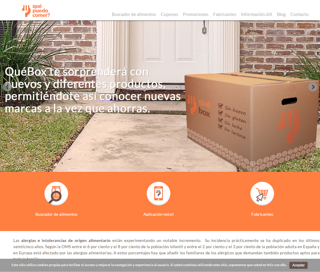 QueBox